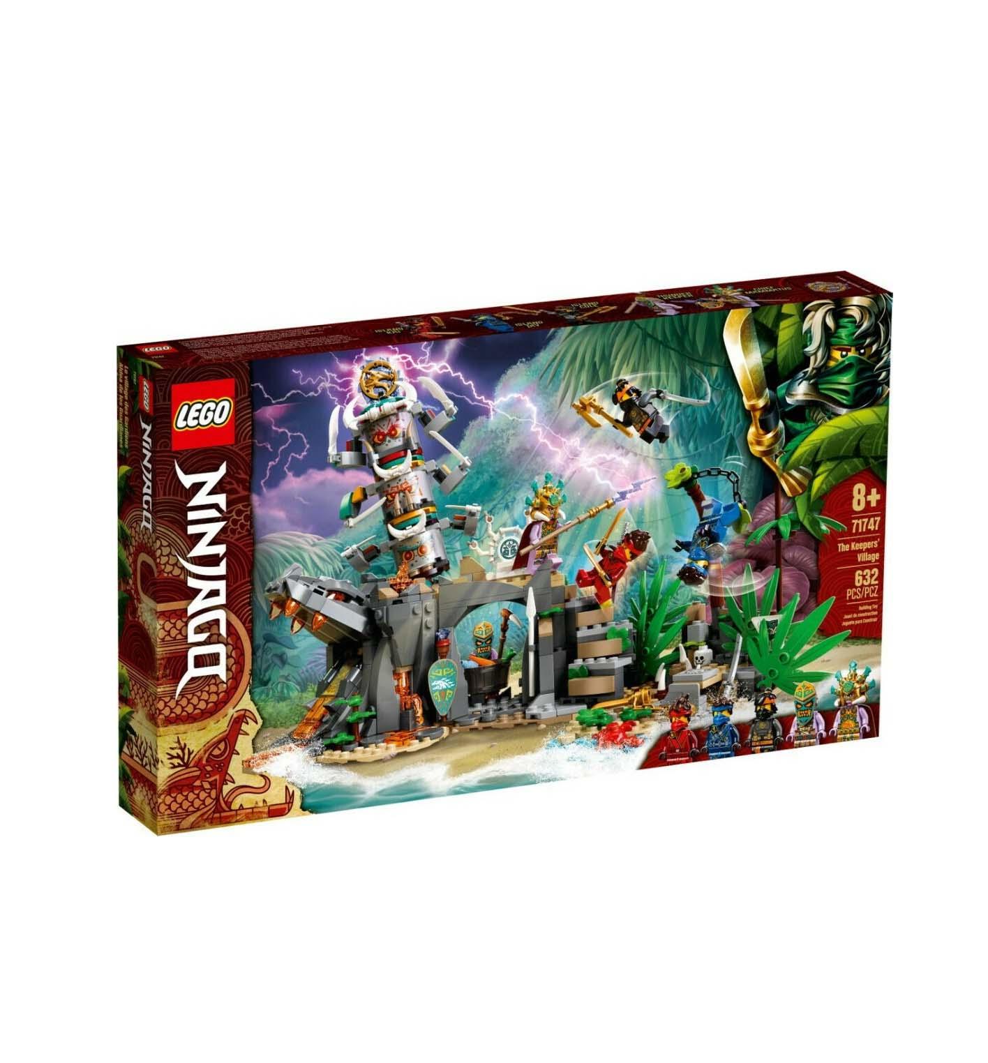Lego Ninjago: The Keepers' Village 71747