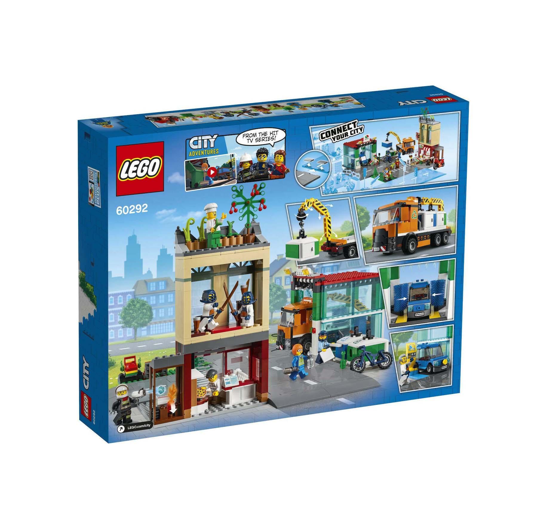 Lego City: Town Center 60292