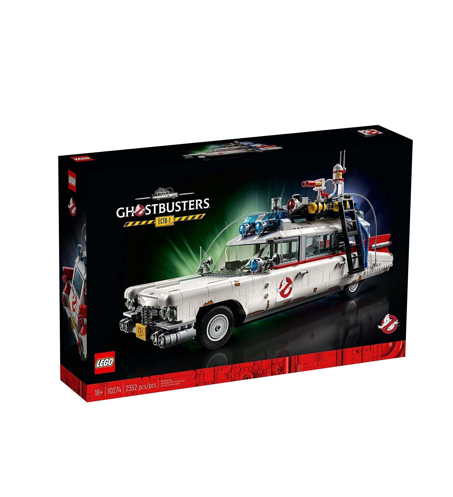 Lego Creator: Ghostbusters ECTO-1 10274