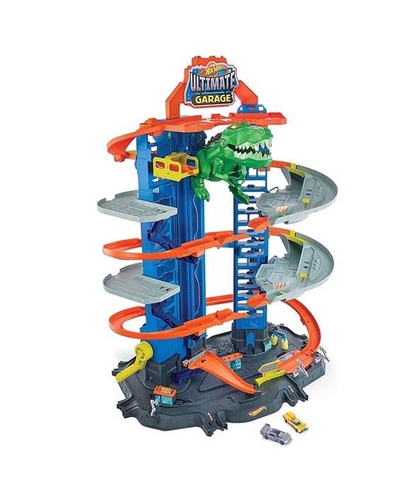 Mattel Hot Wheels City Ultimate Garage GJL14