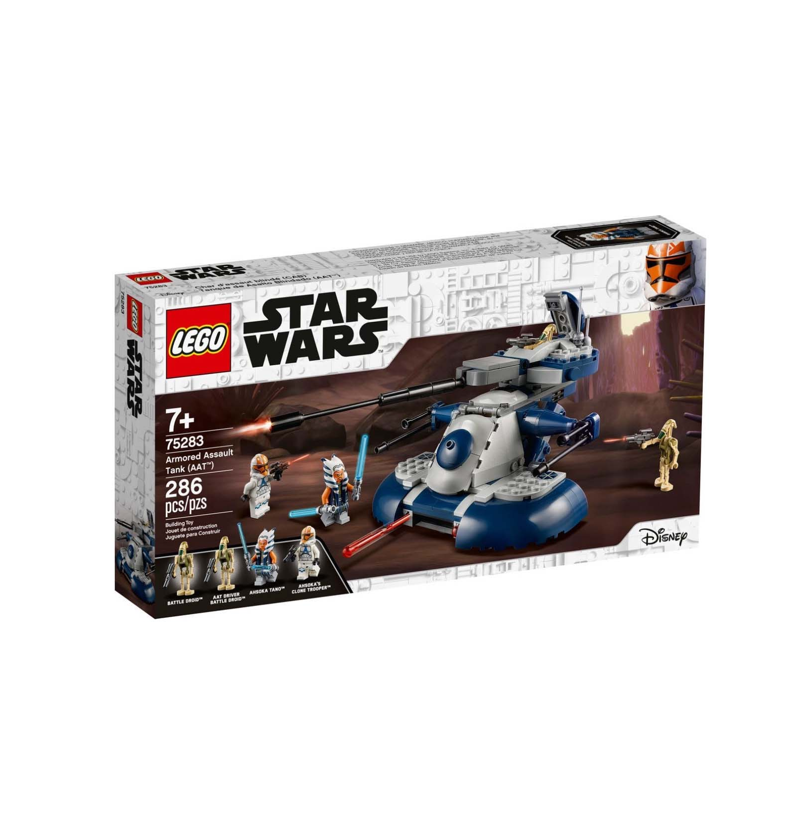 Lego Star Wars: Armored Assault Tank AAT 75283
