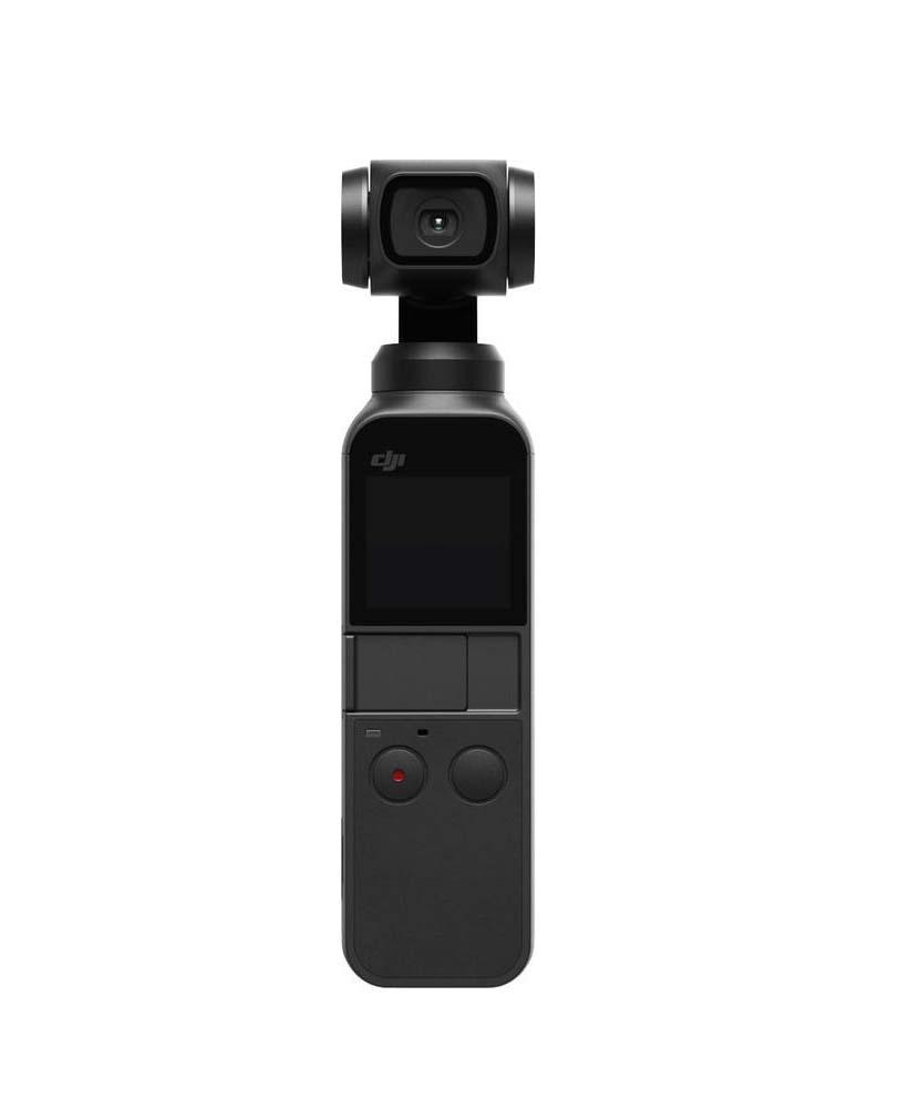 DJI Osmo Pocket  Action Camera Black Πληρωμή έως 24 δόσεις