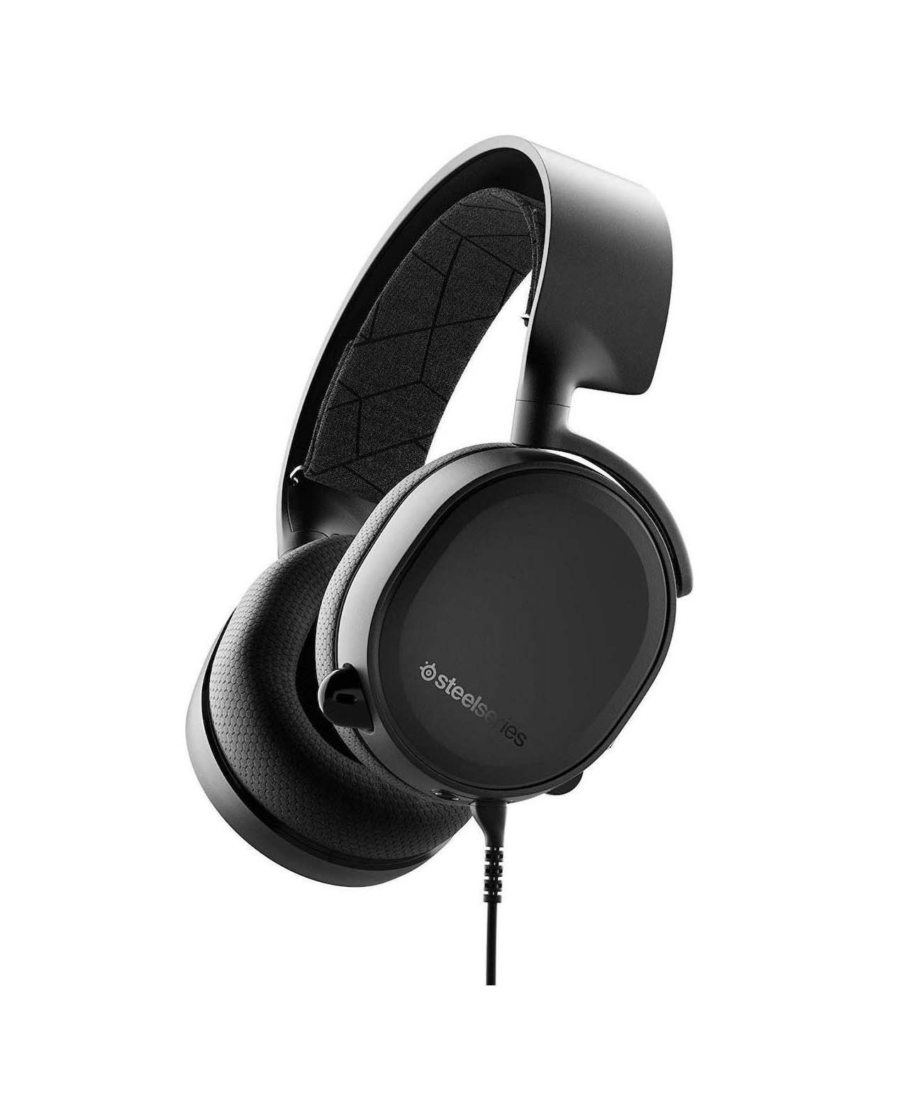 SteelSeries Arctis 3 2019 Edition Black Headphones 61503