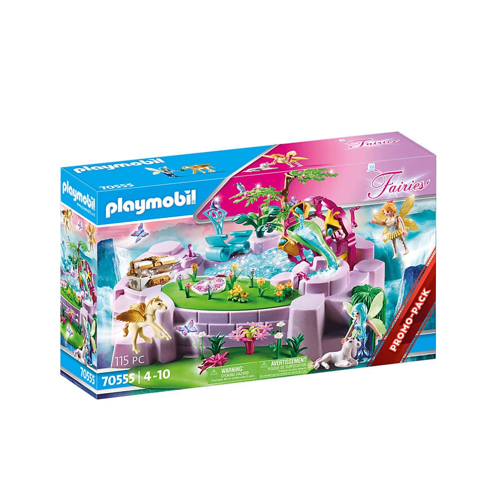 Playmobil Fairies: Νεράιδες στην Μαγική Λίμνη 70555
