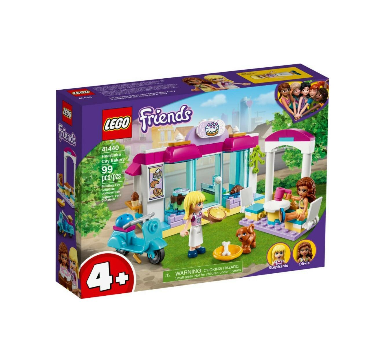 Lego City: Heartlake City Bakery 41440