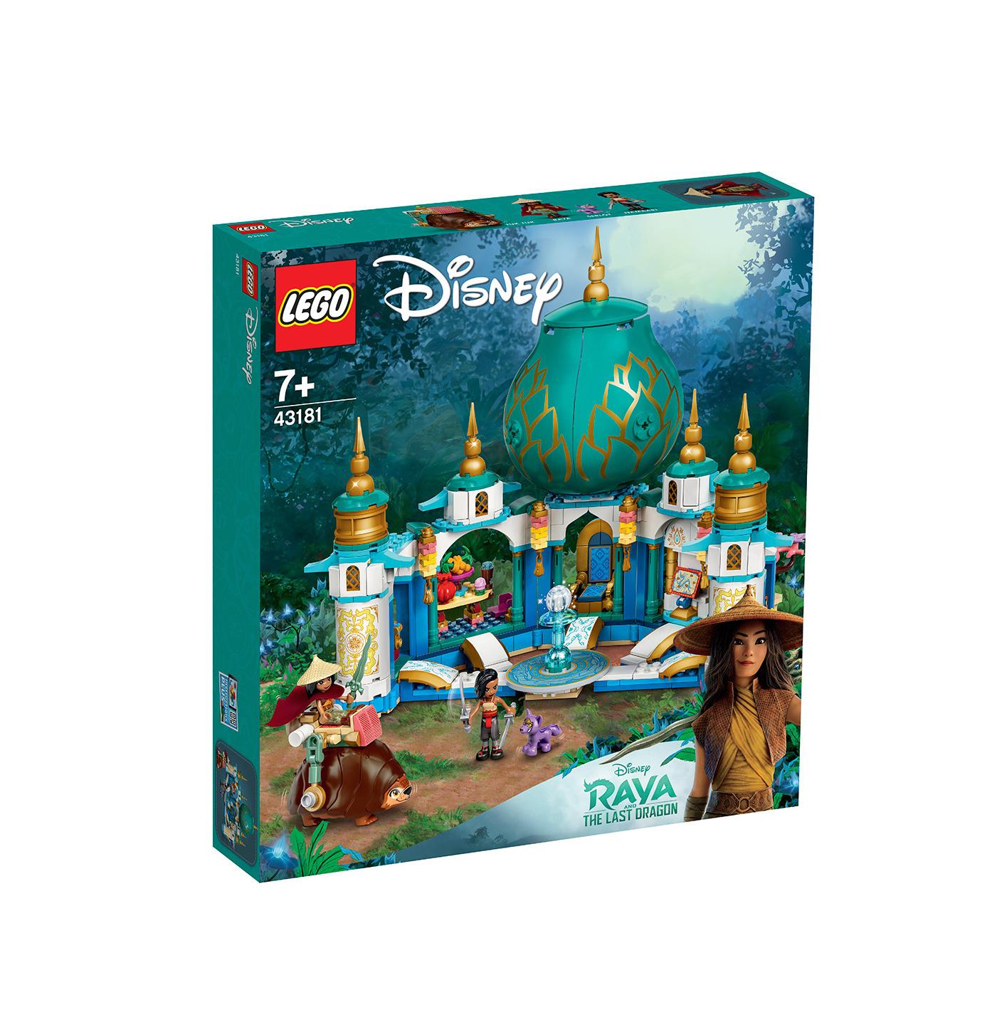 Lego Disney: Raya and the Heart Palace 43181