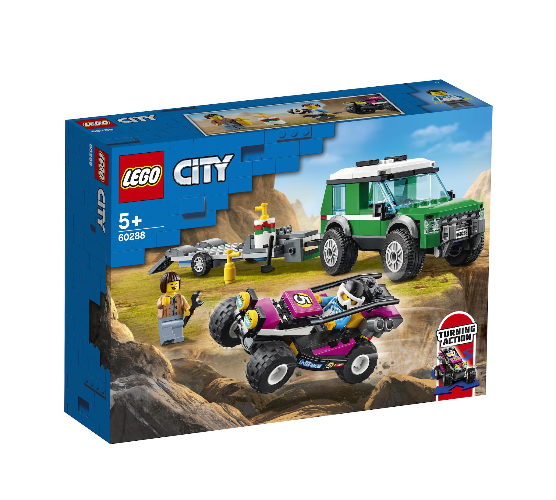 Lego City: Race Buggy Transporter 60288
