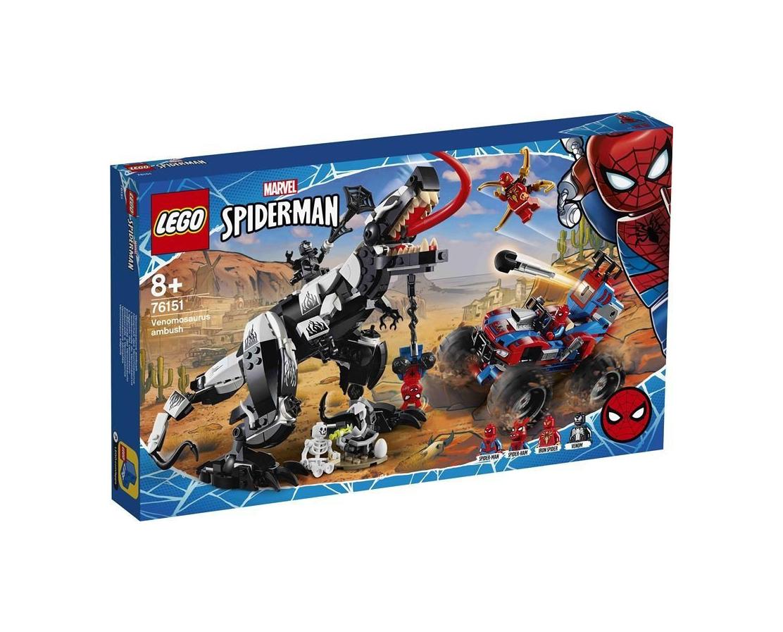 Lego Super Heroes: Venomosaurus Ambush 76151