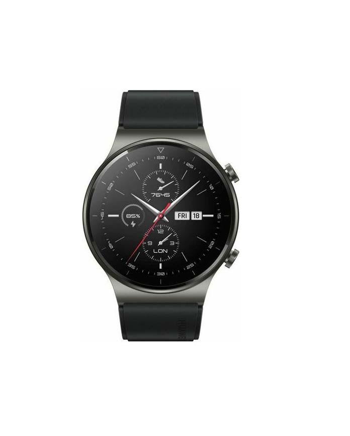 Huawei Watch GT 2 Pro 47mm Black 55025791 Πληρωμή έως 24 δόσεις*