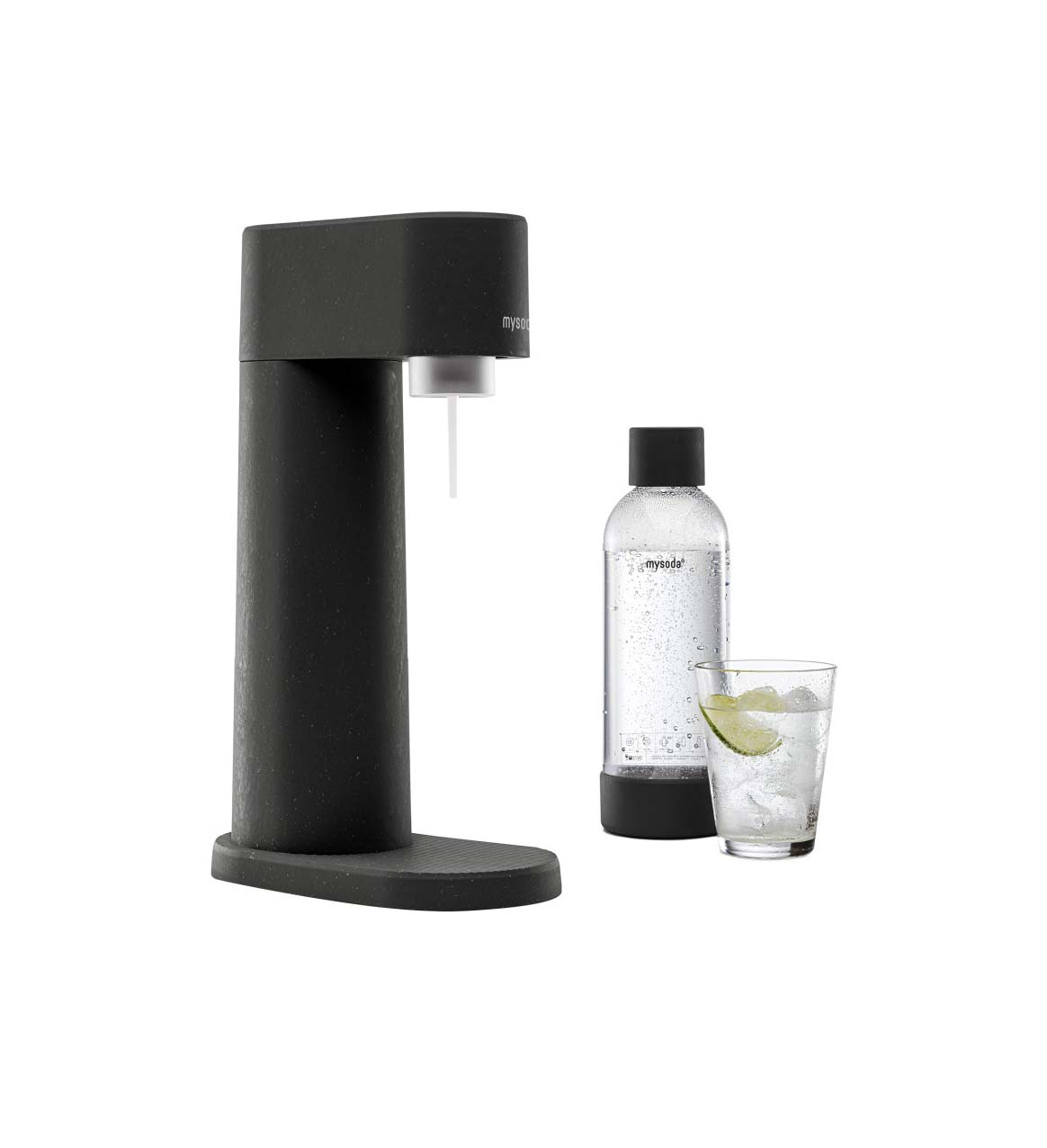 Mysoda Woody Sparkling Water Device