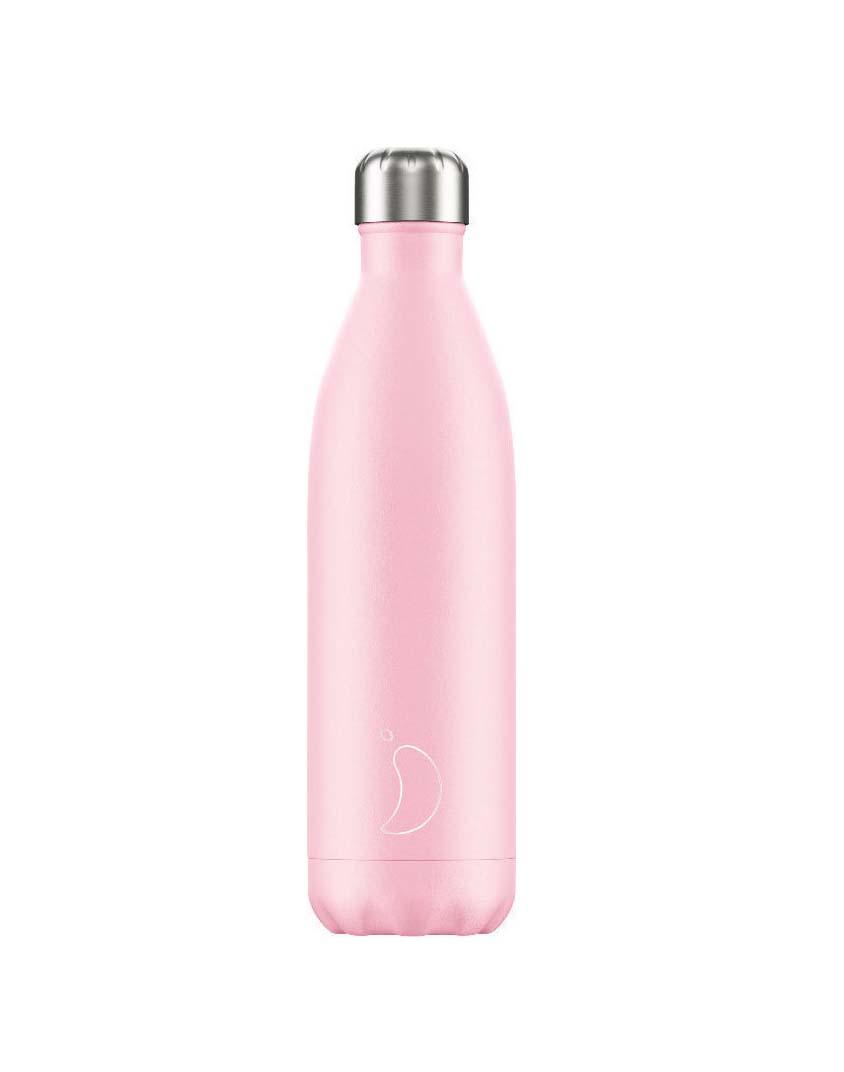 Chillys 750 ml Pastel Pink Παγούρι B750PAPNK