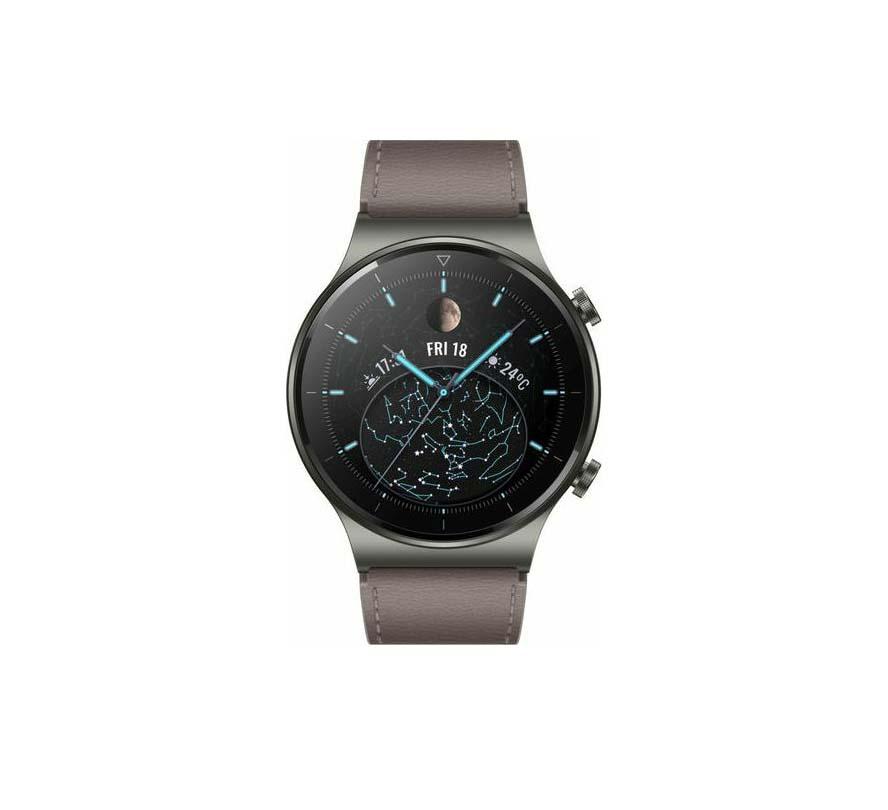 Huawei Watch GT 2 Pro 47mm Grey 55025792 Πληρωμή έως 24 δόσεις*