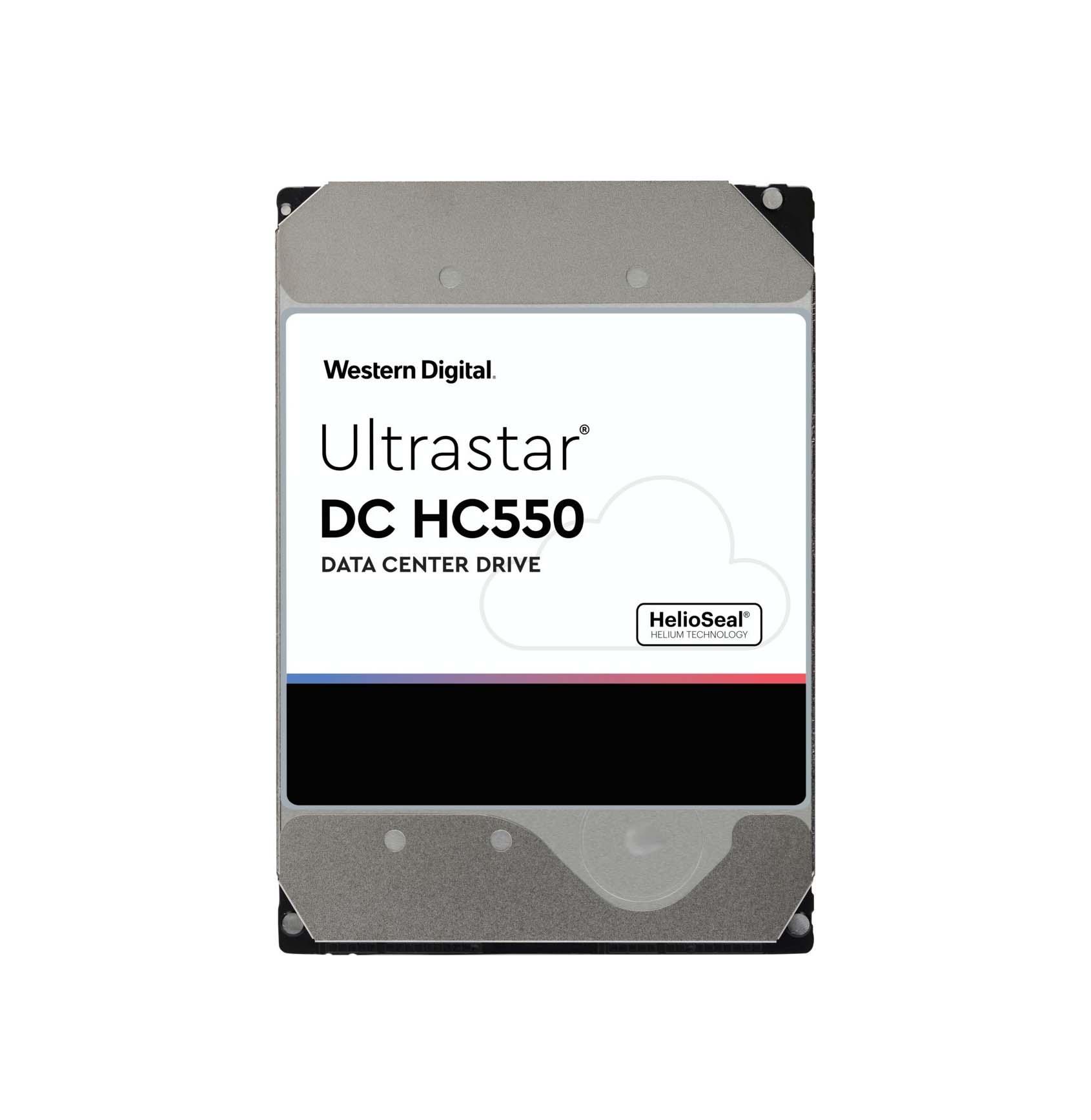 Western Digital Ultrastar DC HC550 (SE) 18TB WUH721818ALE6L4 Σκληρός Δίσκος* 3.5'' Sata 3