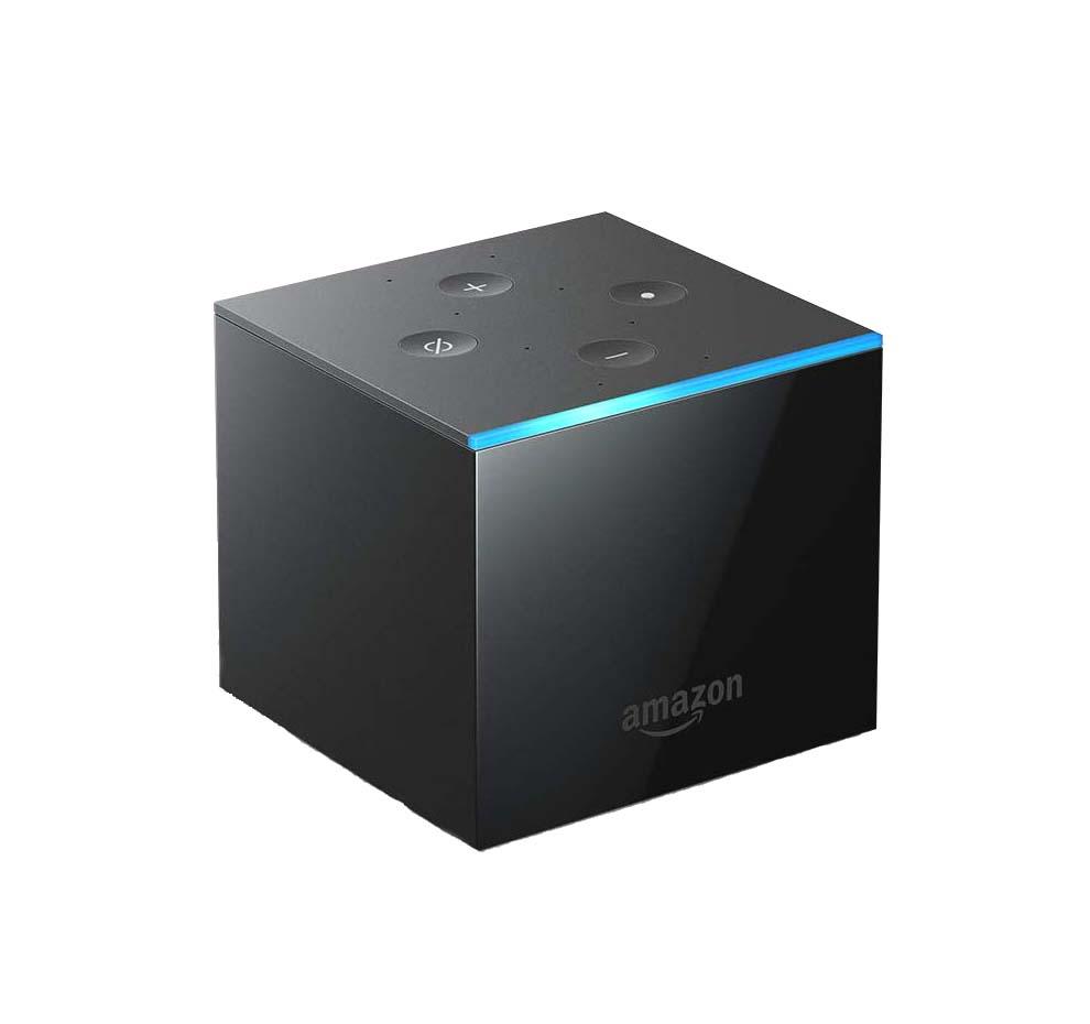 Amazon Fire TV Cube (16GB) με Alexa