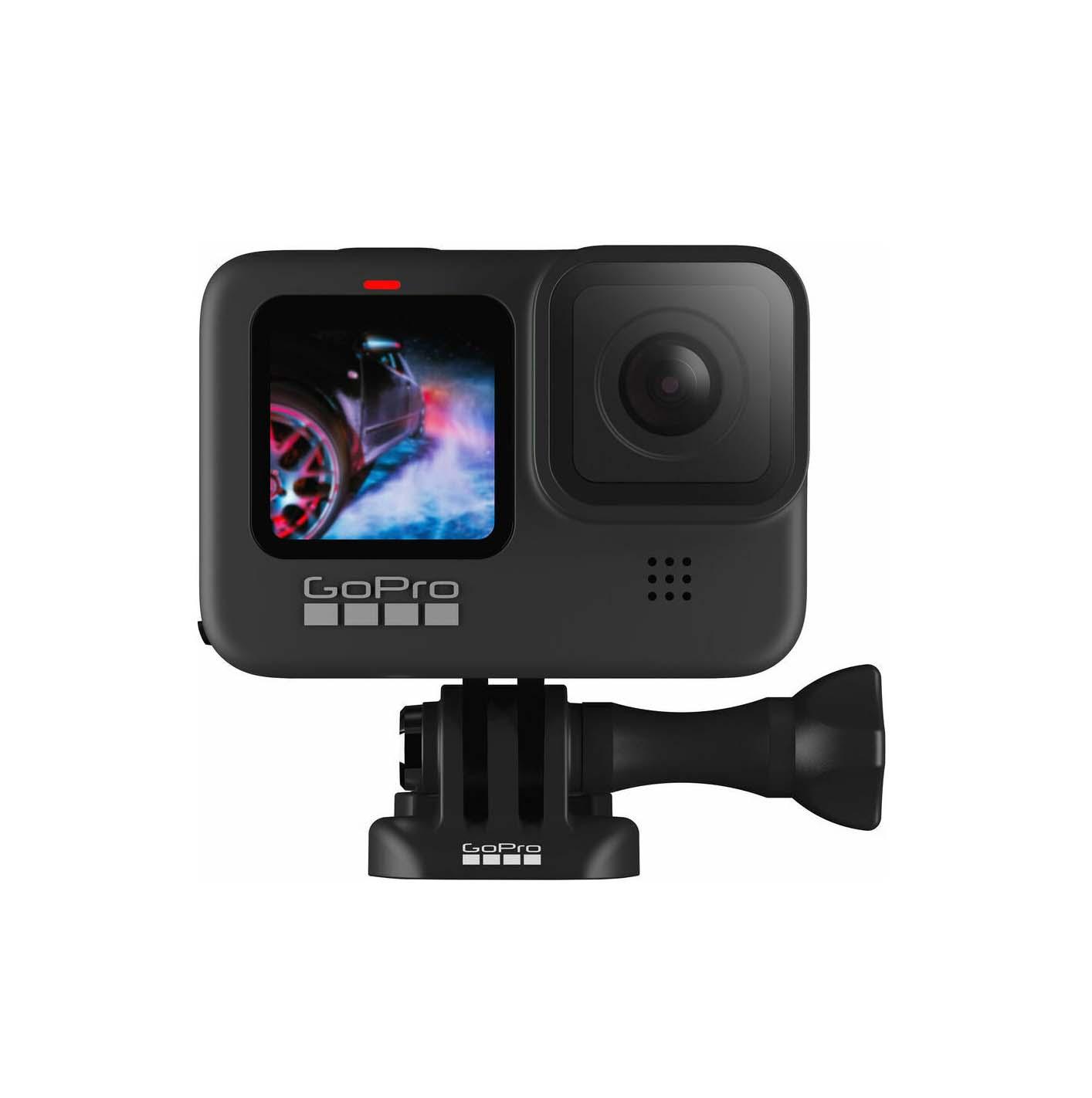 GoPro Hero9 Action Camera Black CHDHX-901-RW Πληρωμή έως 24 δόσεις