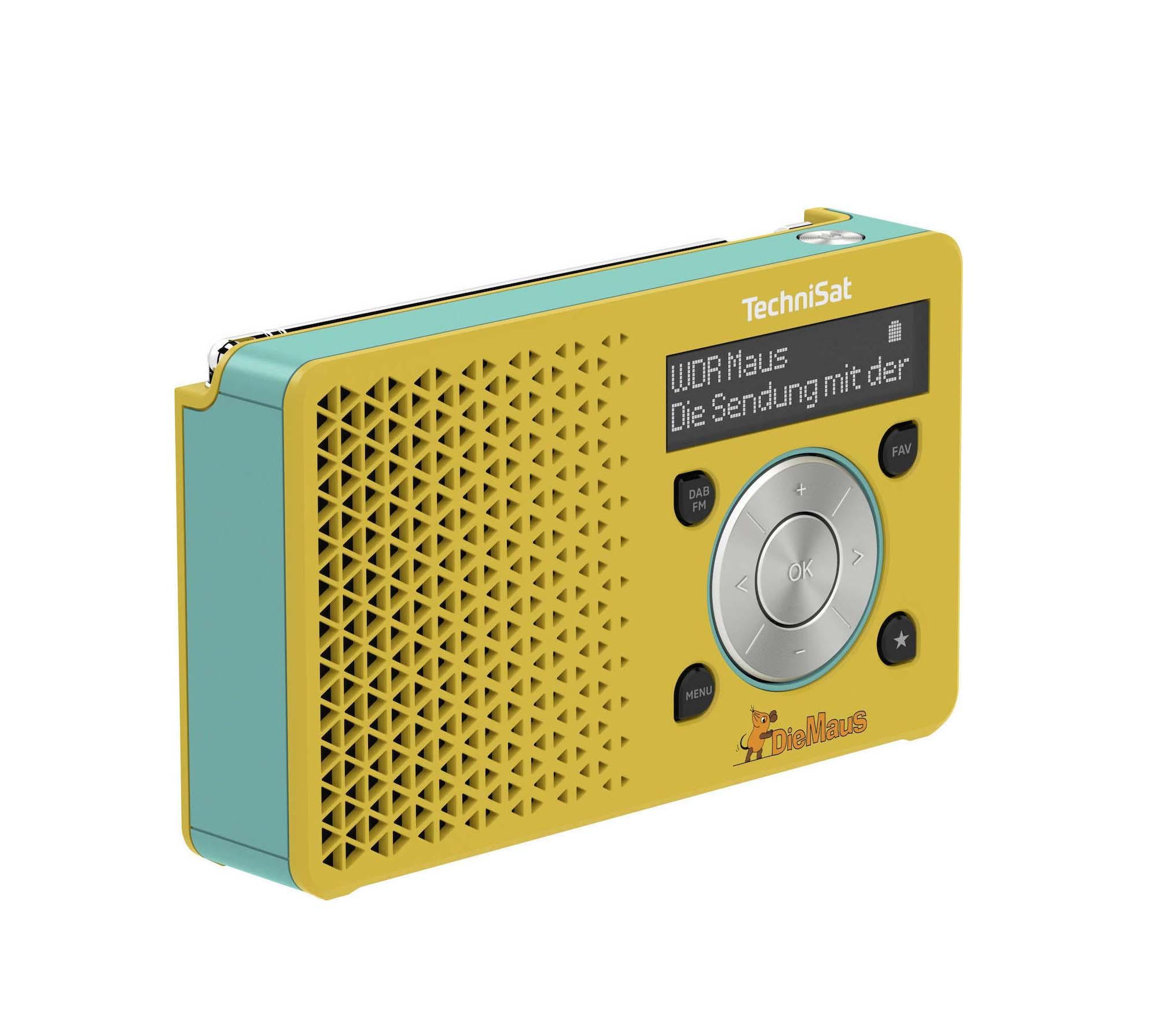 Technisat Digitradio 1 Mouse Edition Ραδιόφωνο 0039/4997