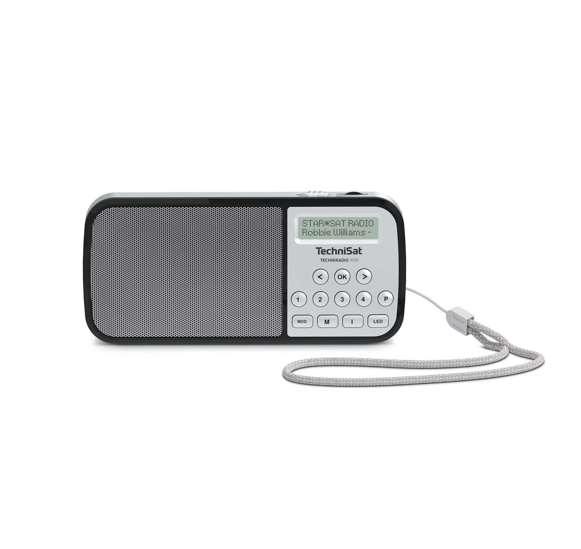 Technisat TechniRadio Silver Ραδιόφωνο 0002/3922