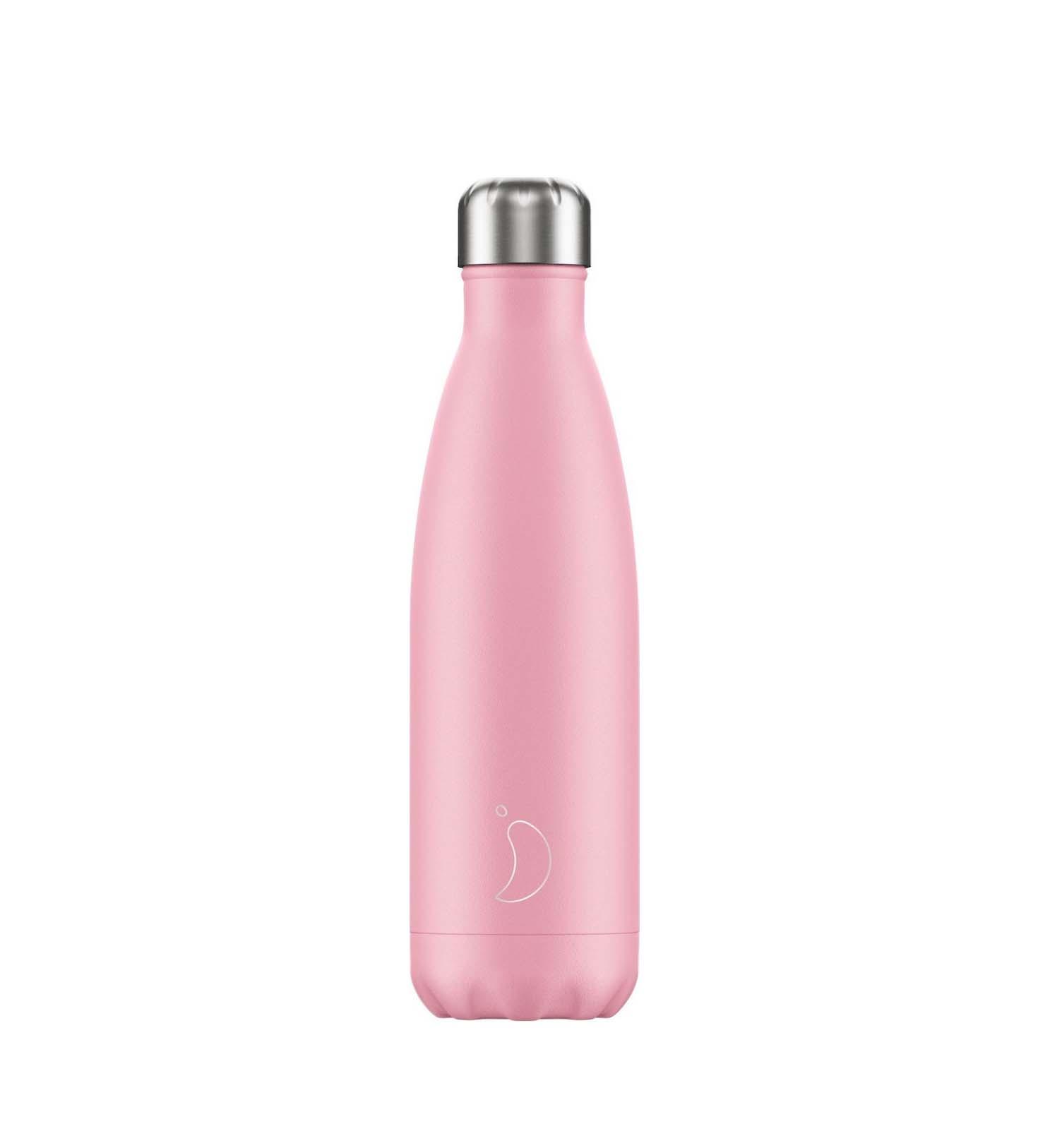 Chillys 500 ml Pastel Pink Παγούρι B500PAPNK