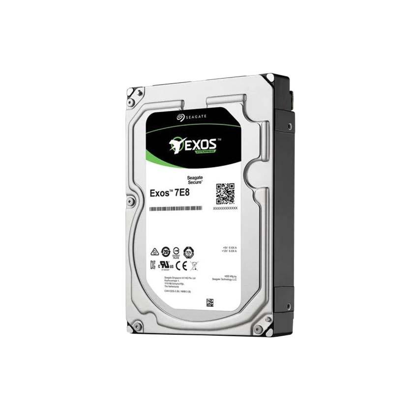Seagate Exos 7E8 1TB ST1000NM000A Σκληρός Δίσκος 3.5'' Sata 3