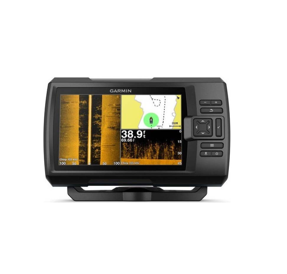 Garmin Striker Plus 7sv GT52HW-TM-Transducer