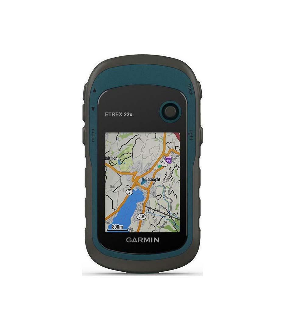 Garmin eTrex 22x TopoActive Europa GPS Χειρός 010-02256-01