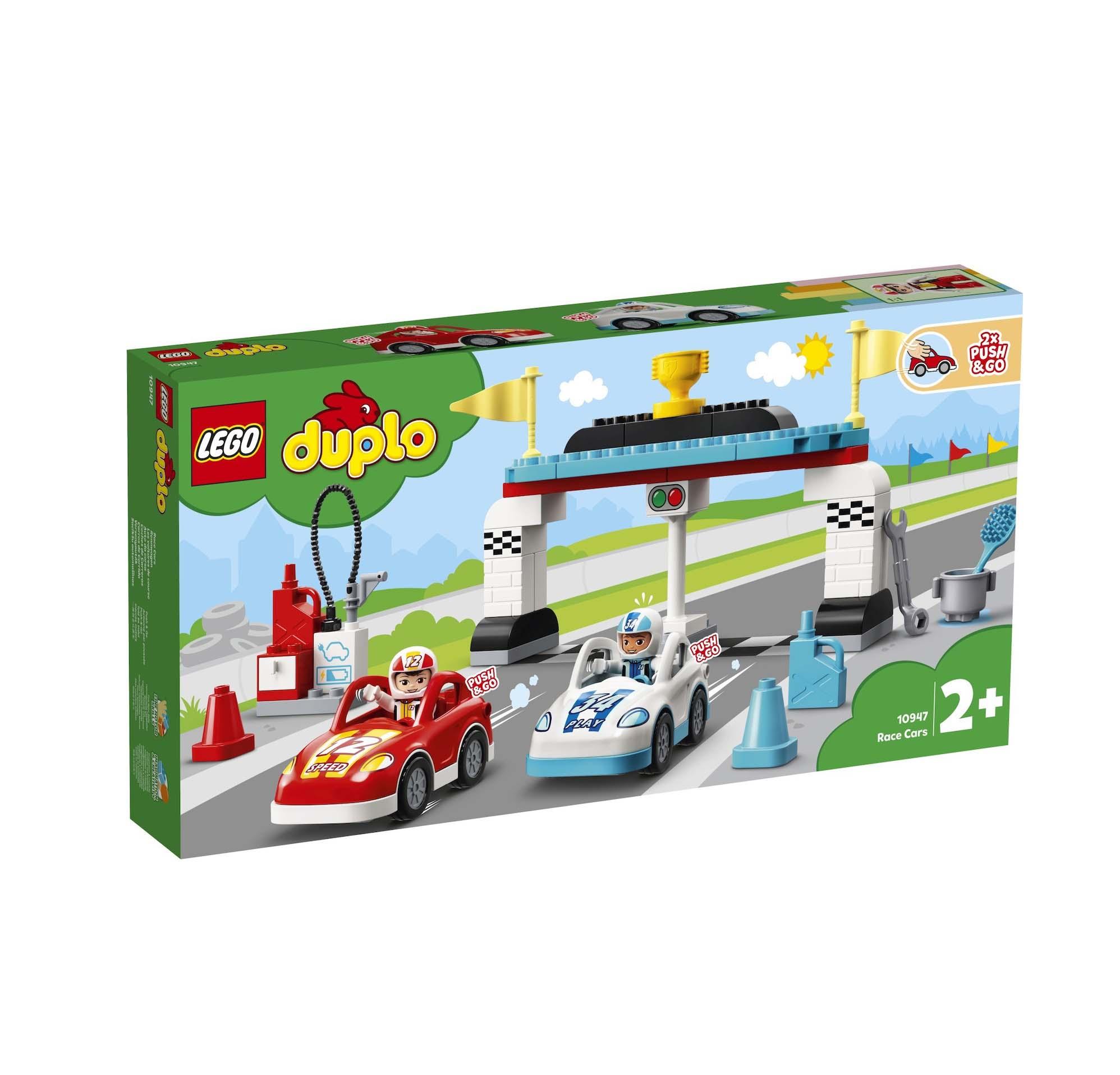 Lego Duplo: Race Cars 10947