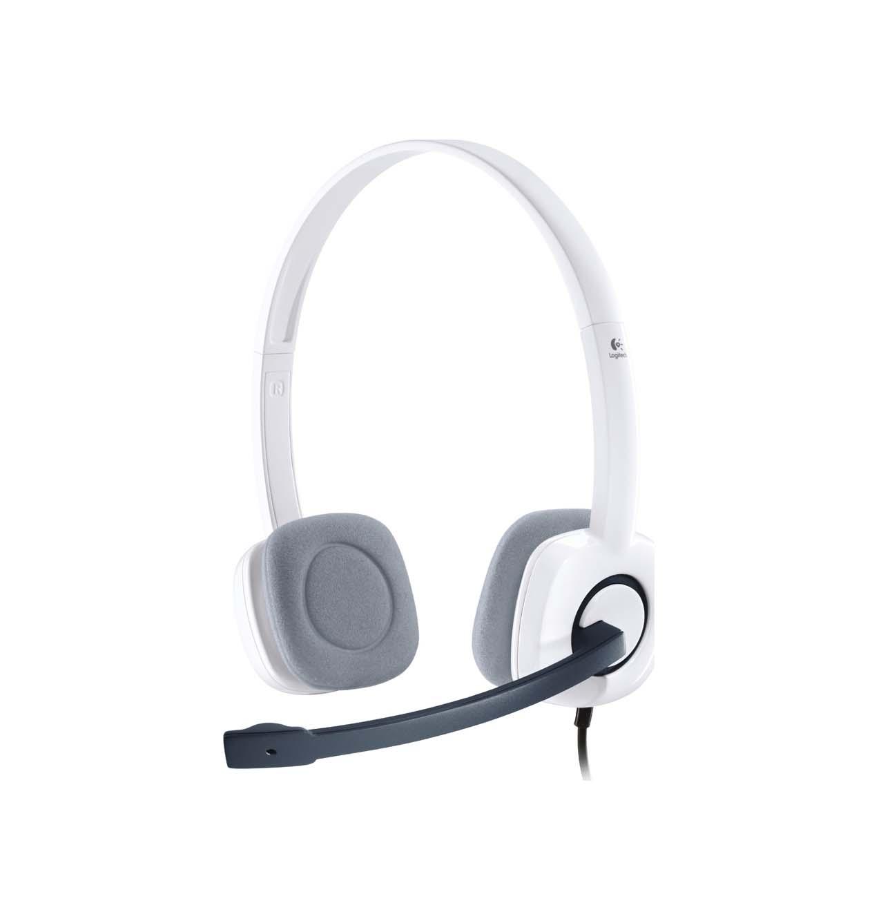 Logitech H150 Headphones White 981-000350