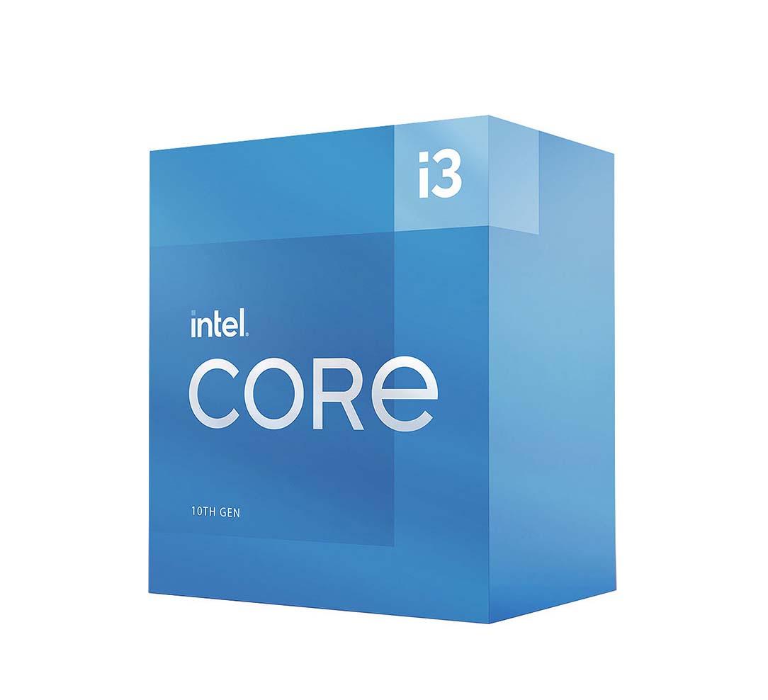 Intel Core i3-10105 Box Επεξεργαστής (BX8070110105) Πληρωμή έως 24 δόσεις