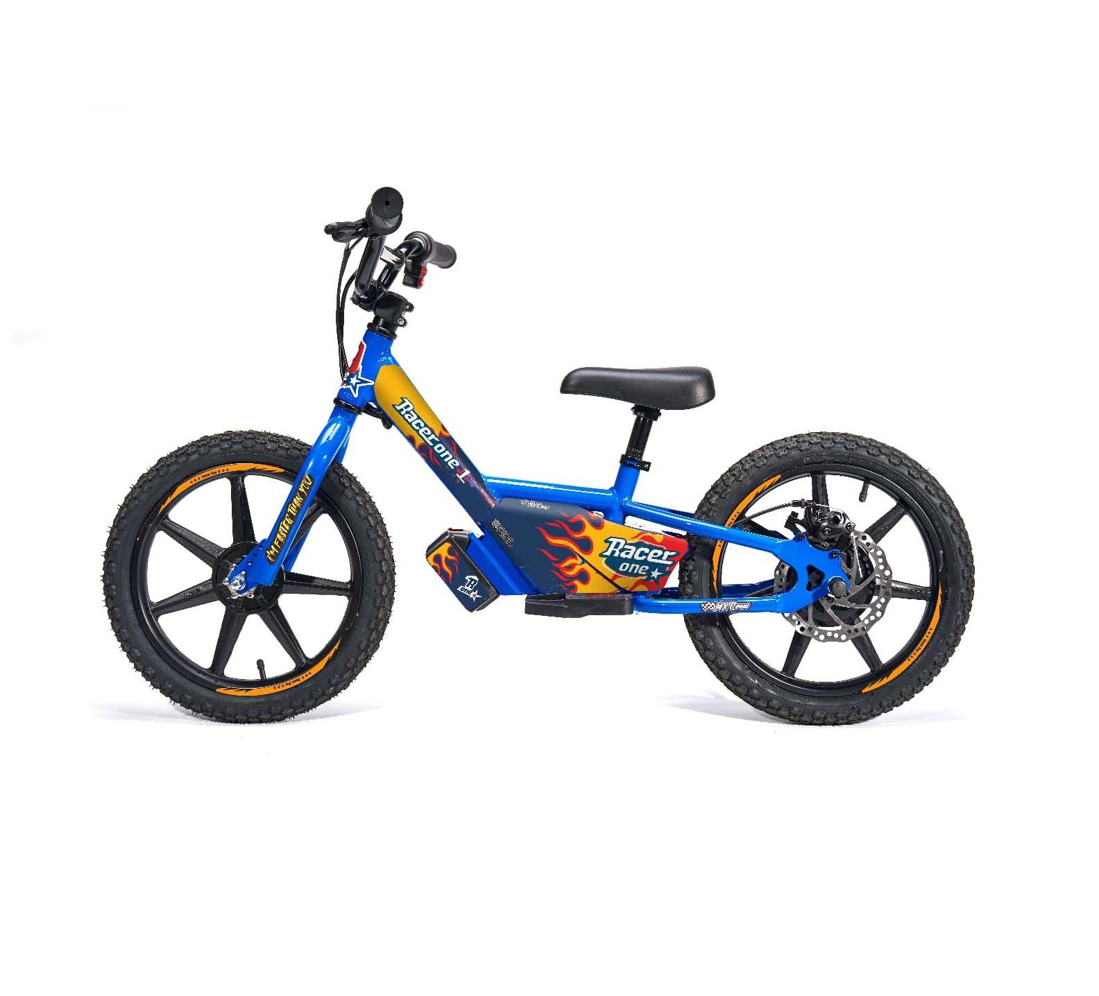Racerone R1 Go Electric Bike Blue