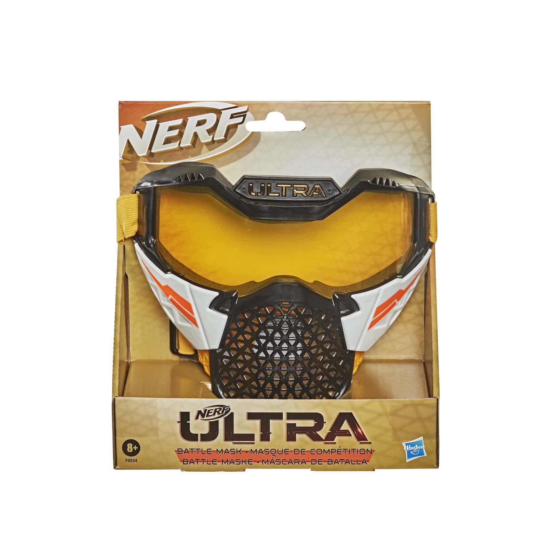 Hasbro Nerf Ultra Battle Mask F0034