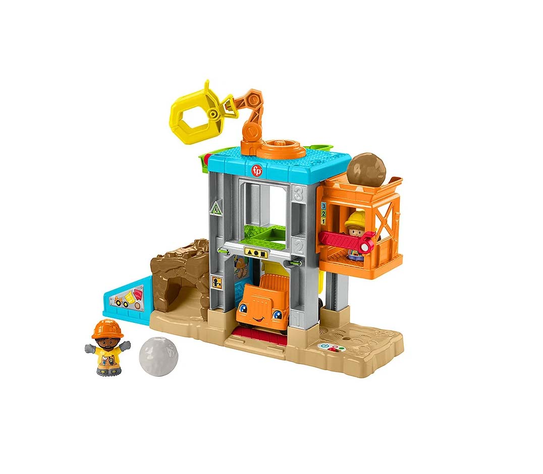Fisher-Price Little People Construction Site HCJ64