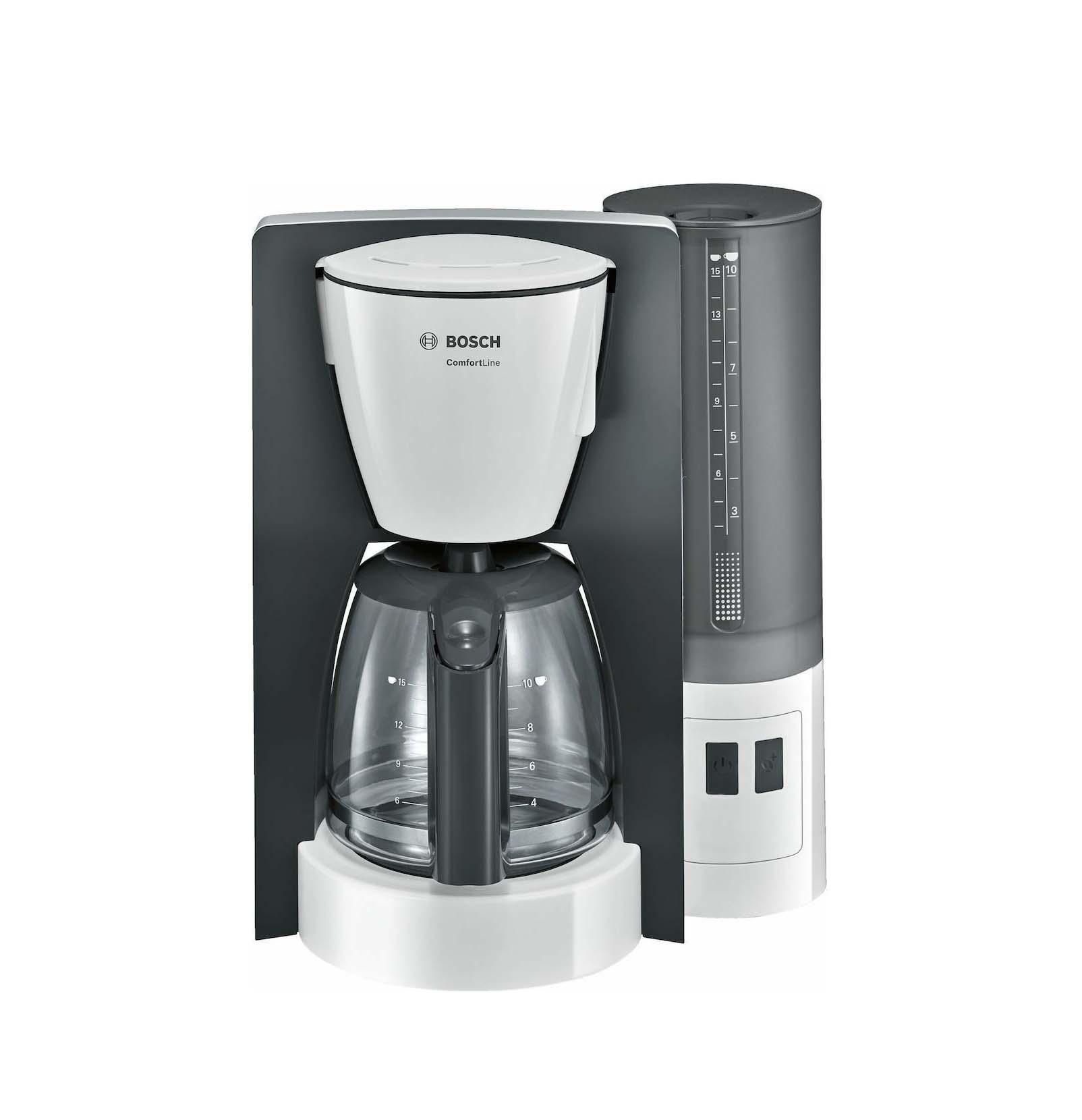Bosch TKA6A041 Καφετιέρα Φίλτρου White