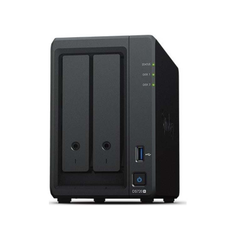 Synology DiskStation DS720+ Nas Server Πληρωμή έως 24 δόσεις