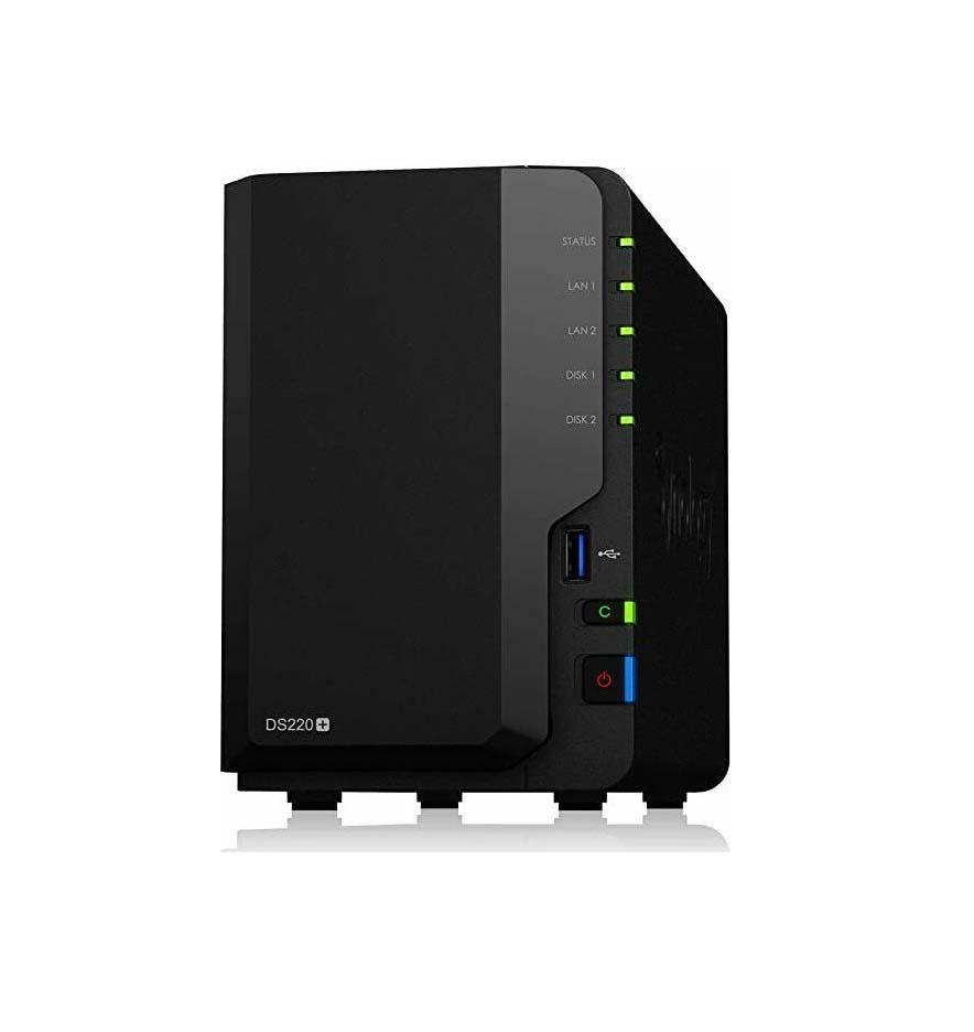 Synology DiskStation DS220+ Nas Server Πληρωμή έως 24 δόσεις