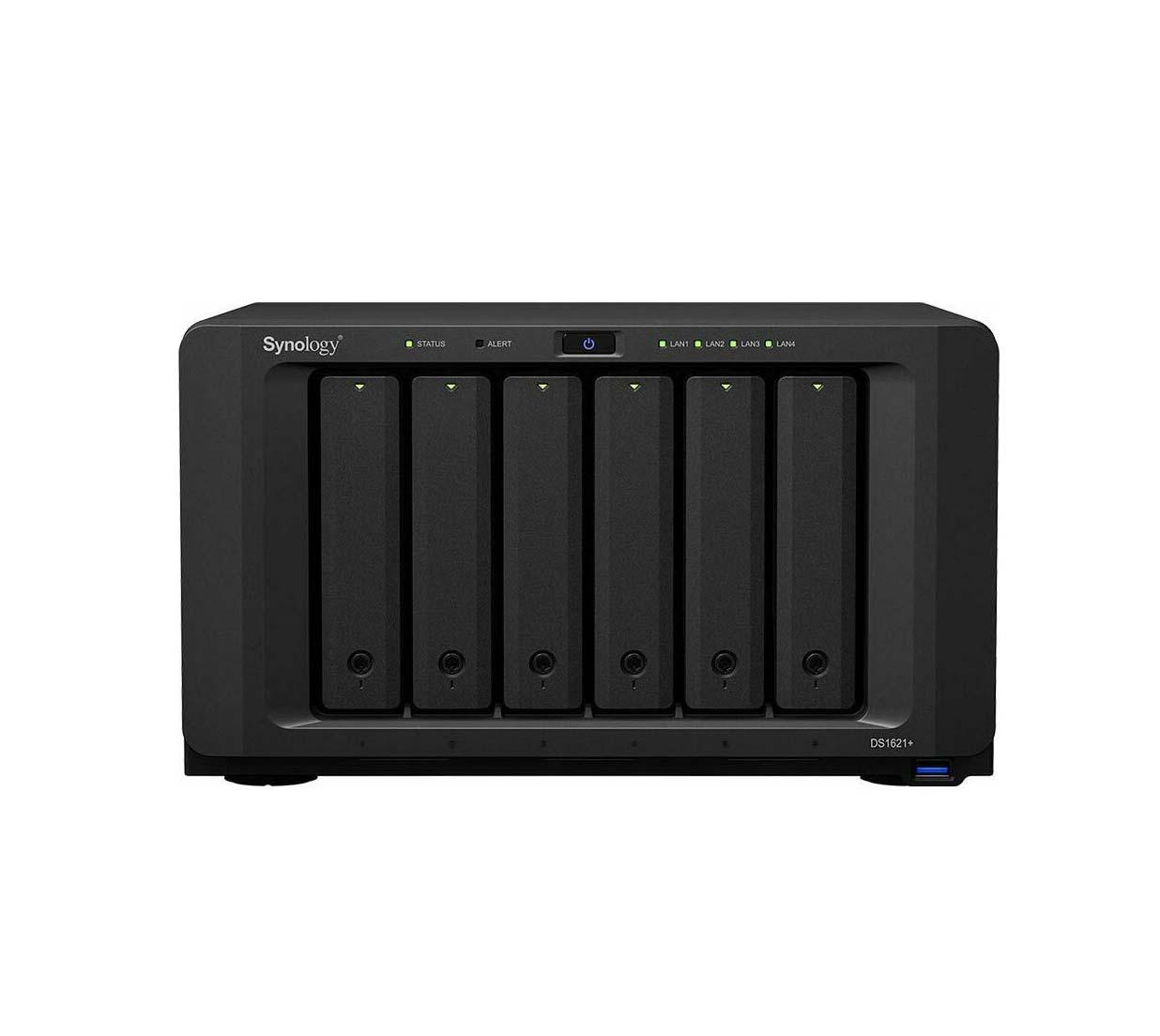 Synology DiskStation DS1621+ Nas Server Πληρωμή έως 24 δόσεις