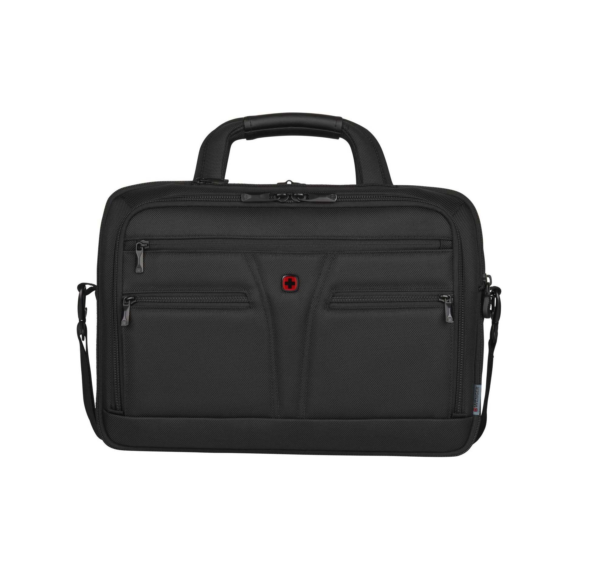 "Wenger BC Star Τσάντα Ώμου / Χειρός για Laptop 16"" 606465 Black"