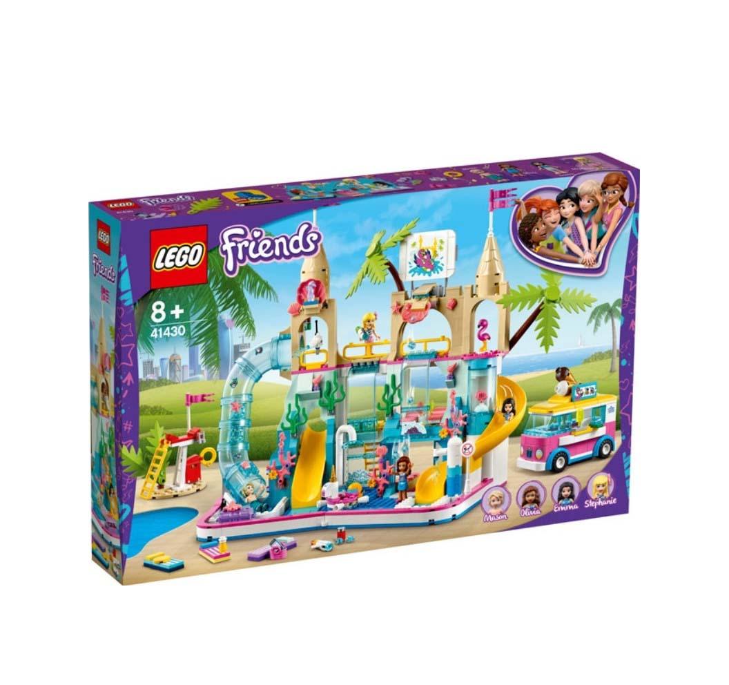 Lego Friends: Summer Fun Water Park 41430