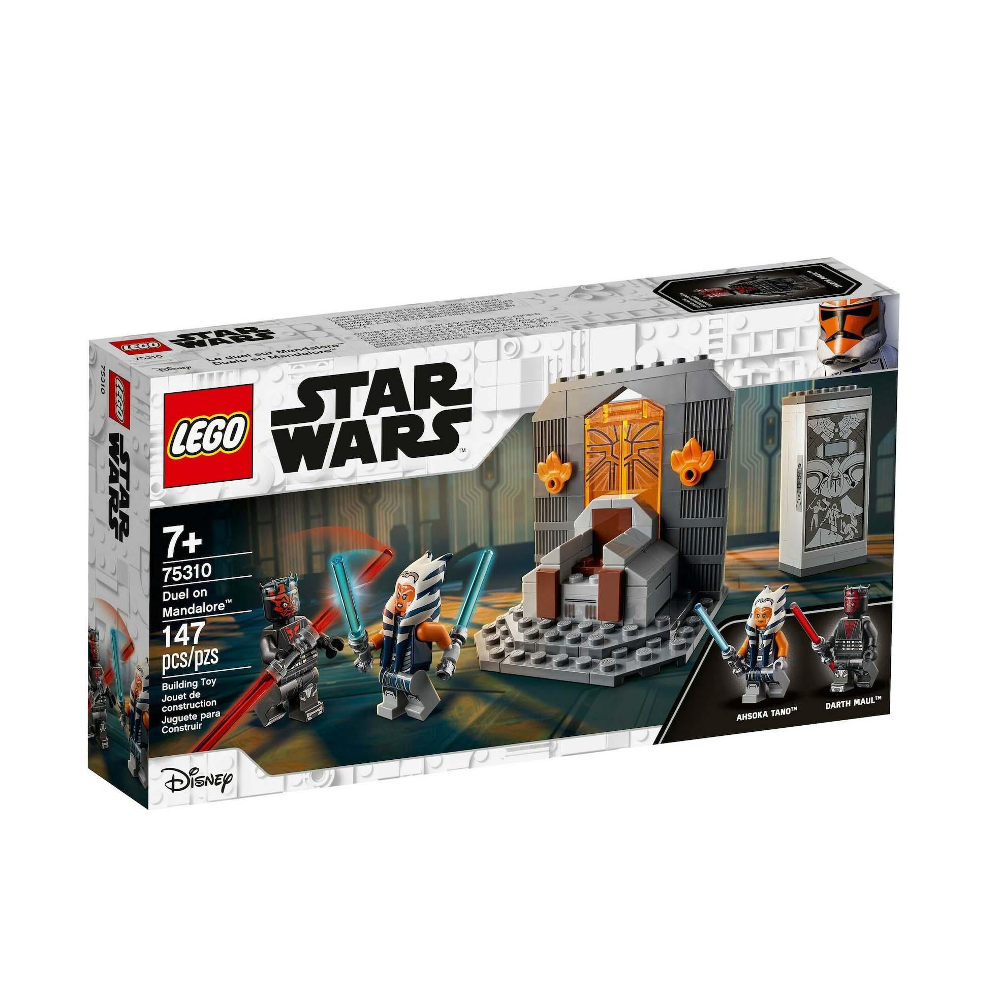 Lego Star Wars: Duel on Mandalore 75310