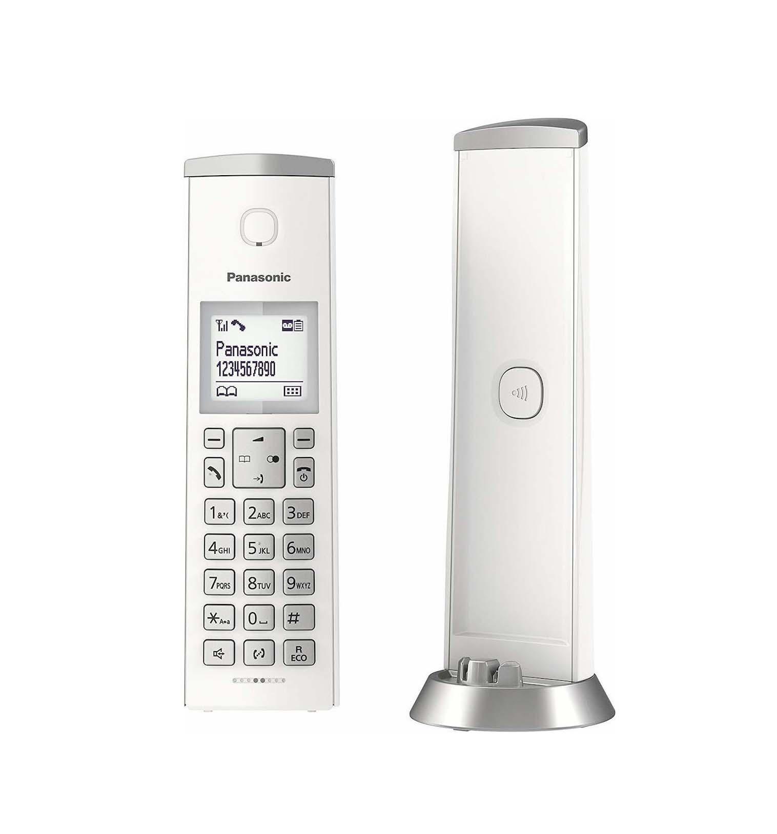 Panasonic KX-TGK220GW Ασύρματο Τηλέφωνο White