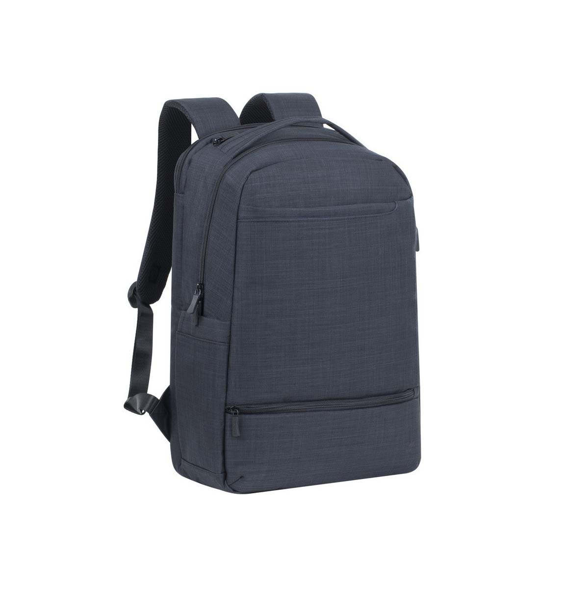 "Rivacase Biscayne 8365 Τσάντα Πλάτης για Laptop 17.3"" Black"