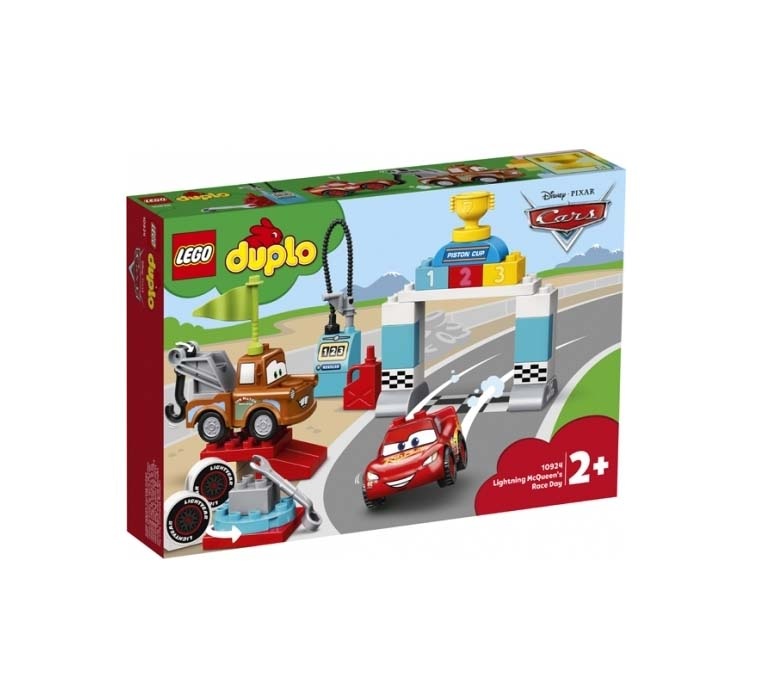 Lego Duplo: Lightning Mc Queen's Race Day 10924