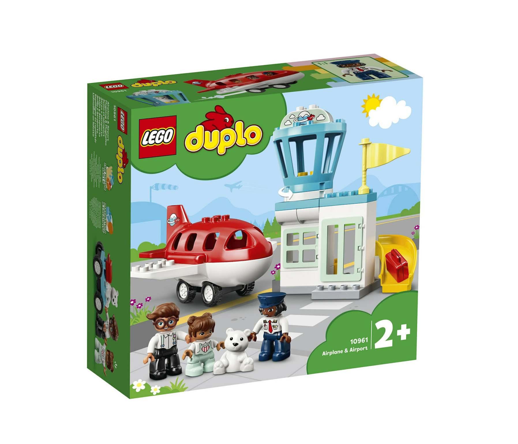 Lego Duplo: Airplane & Airport 10961