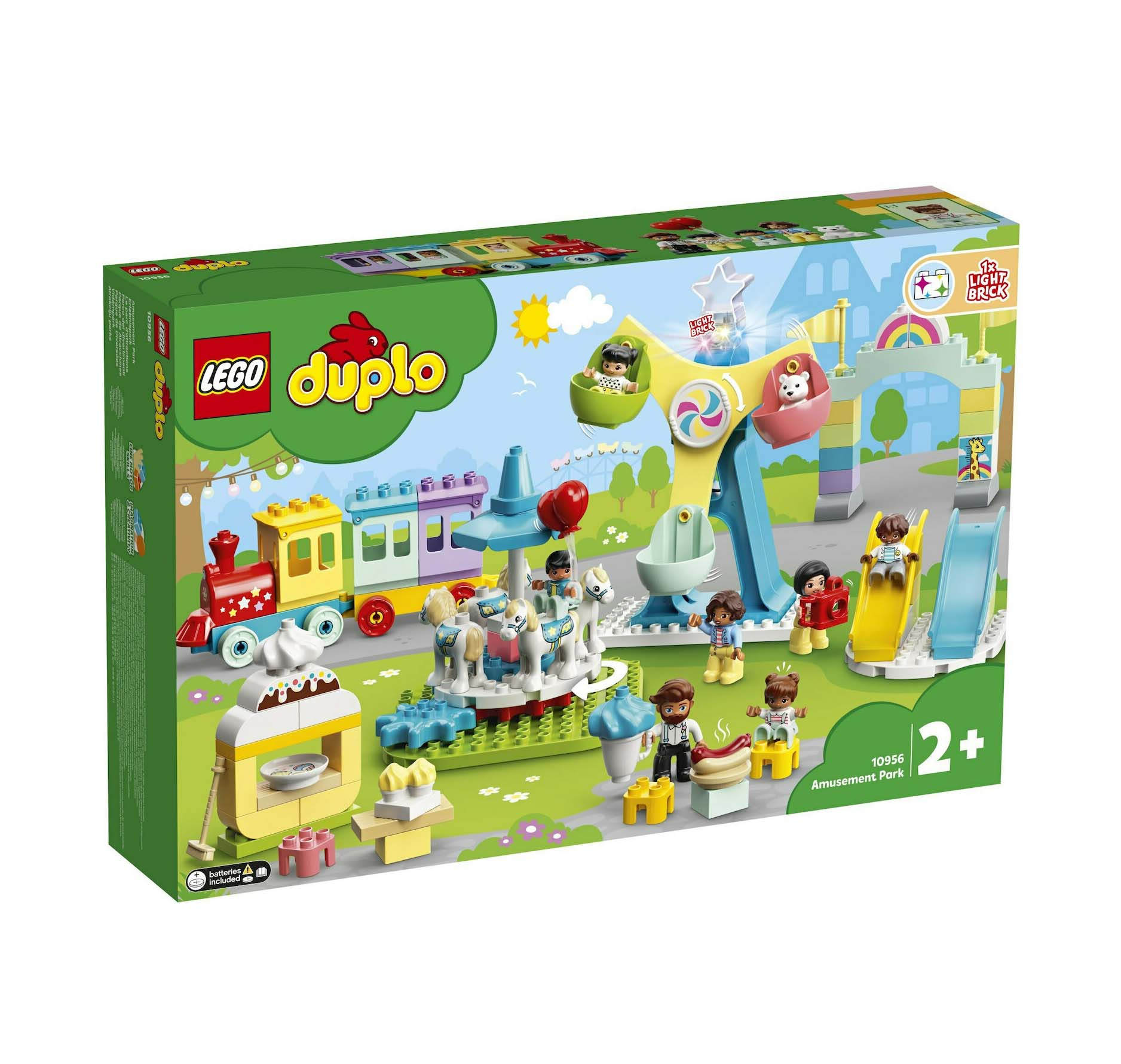 Lego Duplo: Amusement Park 10956