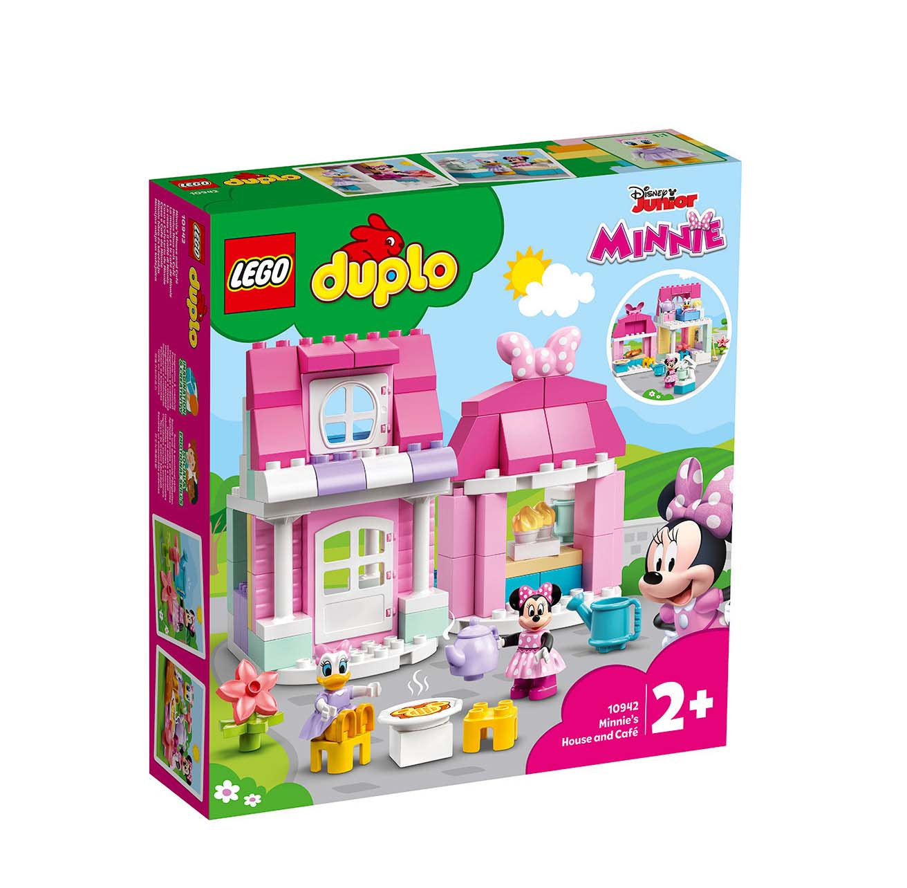 Lego Duplo: Minnie's House and Café 10942
