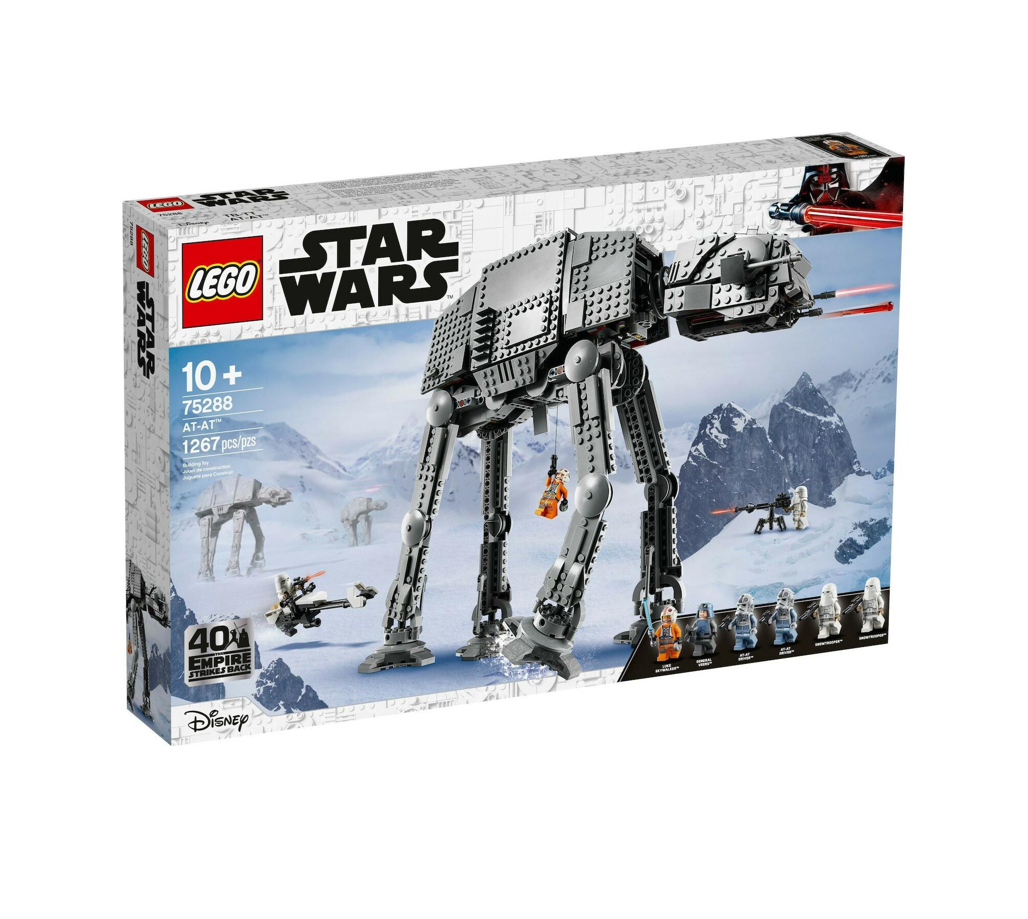 Lego Star Wars: AT-AT Walker 75288