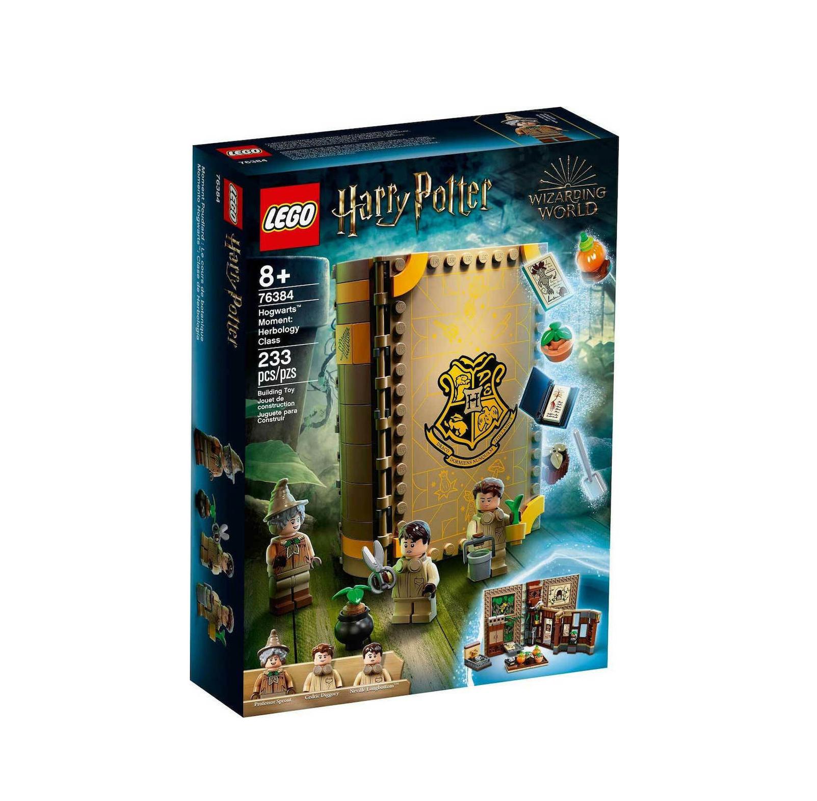 Lego Harry Potter: Hogwarts Moment Herbology Class 76384