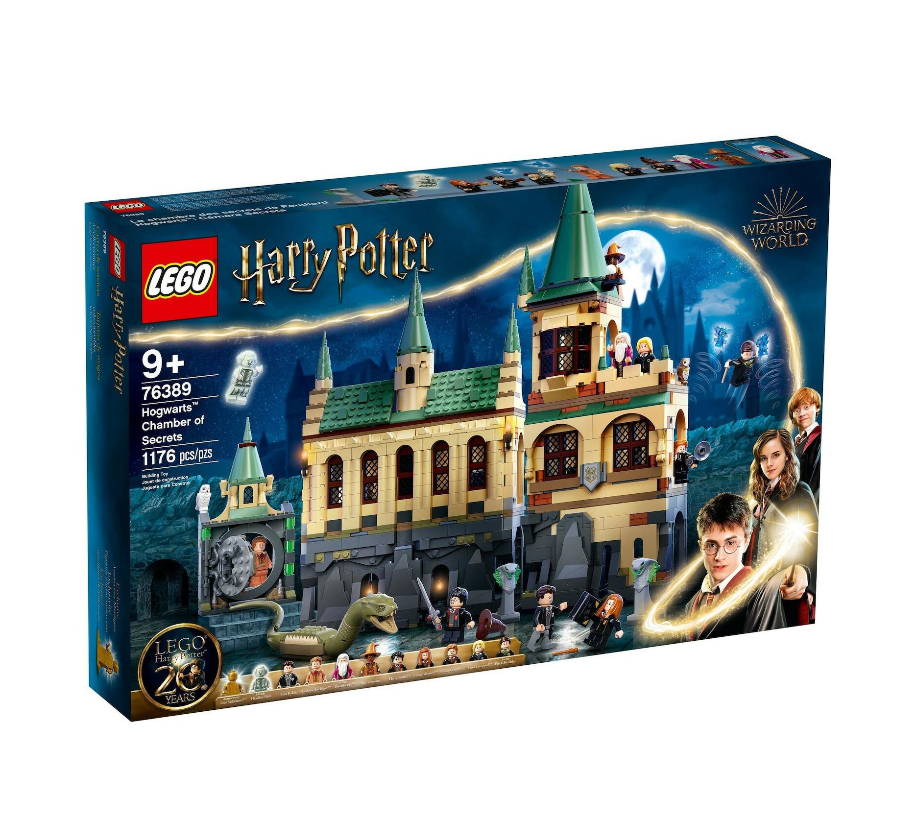 Lego Harry Potter: Hogwarts Chamber of Secrets 76389