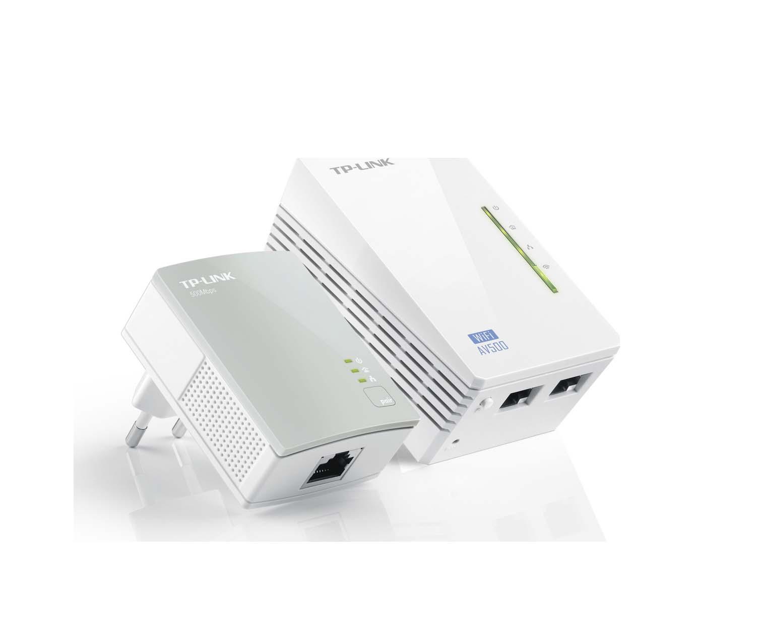 TP-LINK TL-WPA4220KIT AV500 Powerline Connection V1