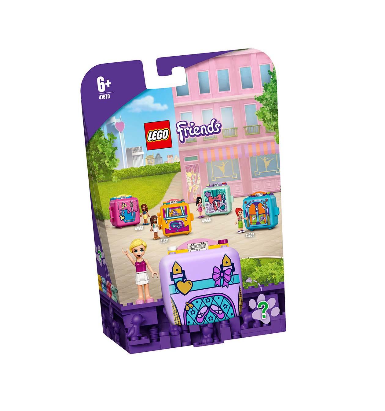 Lego Friends: Stephanie's Ballet Cube 41670