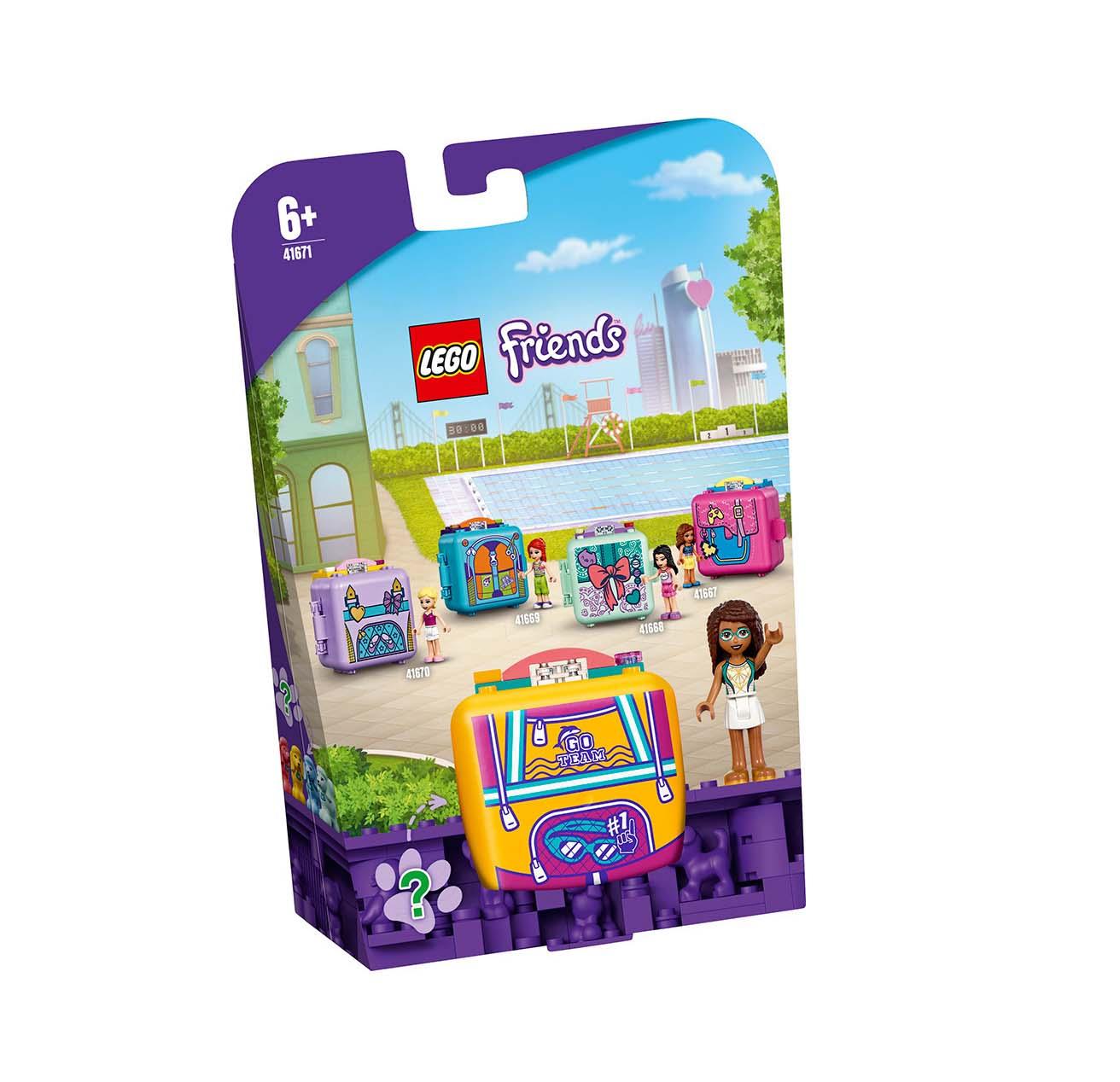 Lego Friends: Andrea's Swimming Cube 41671